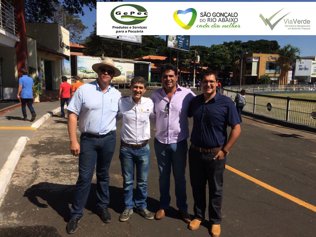 Parceria entre Gepec, Via Verde e Prefeitura de São Gonçalo do Rio Abaixo levará assistência veterinária e agronômica para a cidade