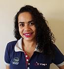 Renata Domingos - Auxiliar Logistica